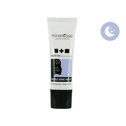 Mirenesse Fast Fix Solutions Pebble Sonic Night Anti-Ageing Facial Deep Cleanser