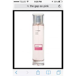 The Gap So Pink Perfume