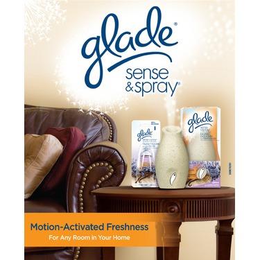 Glade Sense and Spray