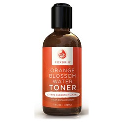 Foxbrim Orange Blossom Water Toner