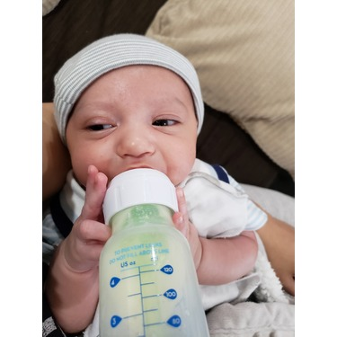 Dr. Brown's Natural Flow Options+ Anti-Colic Baby Bottle