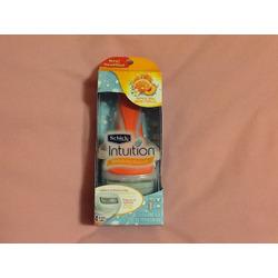 schick intuition revitalizing moisture razor