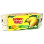 Sunflower crackers mango cream sandwich