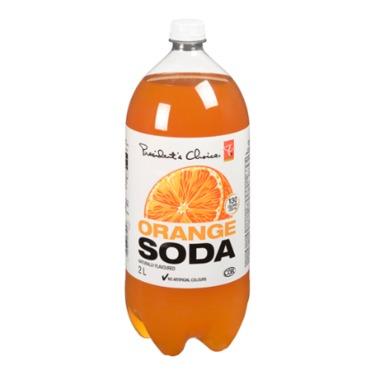 President's Choice Orange Soda