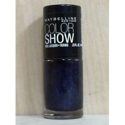 Maybelline Colour Show Nail Lacquer in Blue Freeze (350)