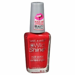 Wet 'n Wild Wild Shine Nail Colour in Red Red (414A)