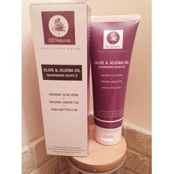 Oz Naturals Olive And Jojoba Oil Nourishing Souffle