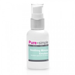 Pure+simple Soothing Mimosa Emulsion