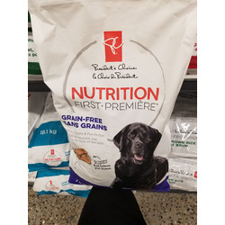 President's Choice Nutrition First Dog Food