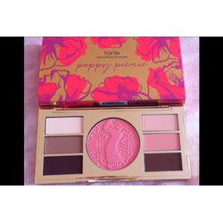 Tarte Poppy  Picnic Limited Edition Eye & Cheek Palette