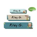 Emily Press Reusable Labels
