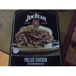 Jim Beam Pulled Chicken