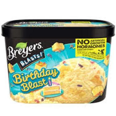 Breyers Birthday Blast Frozen Dessert