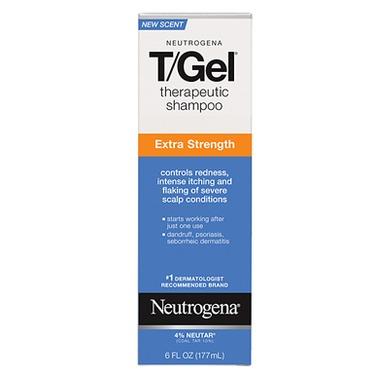 Neutrogena T-Gel extra strength