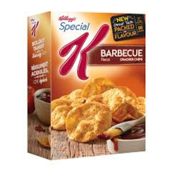 special k cracker chips - bbq