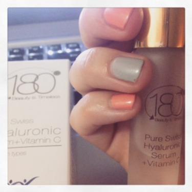 180 Cosmetics Pure Swiss Hyaluronic Acid + Vitamin C