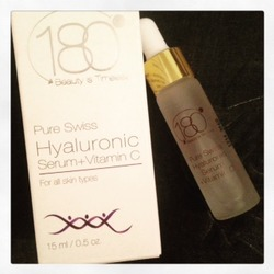 180 Cosmetics Pure Swiss Hyaluronic Acid + Vitamin C