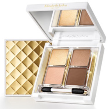 Elizabeth Arden Beautiful Color Eye Shadow Quad - Chic Browns