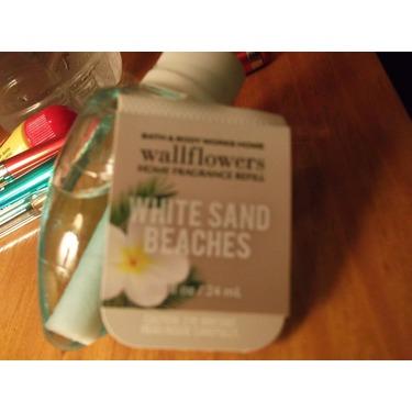 White Sand Beaches-Wallflower Refill
