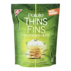 Potato Fins Creamy Dil
