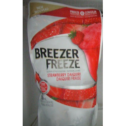 Breezer Freeze Strawberry Daiquiri