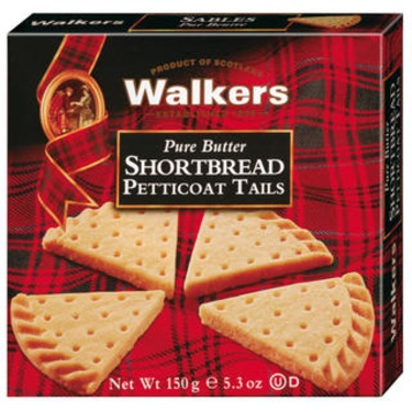 Walkers Pure Butter Shortbread Petticoat Tails
