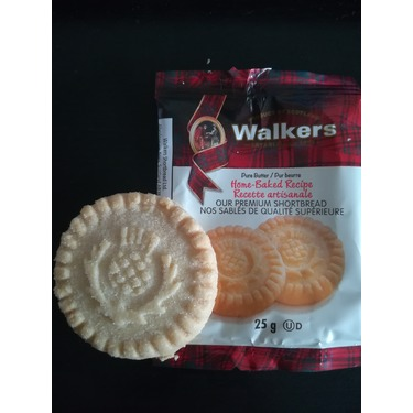 Walkers Assorted Shortbread Tin