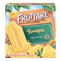 Fruttare Pineapple Frozen Fruit Bar