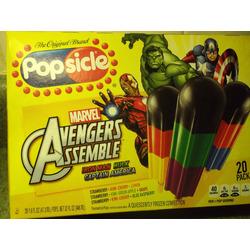 Popsicle Marvel Avengers
