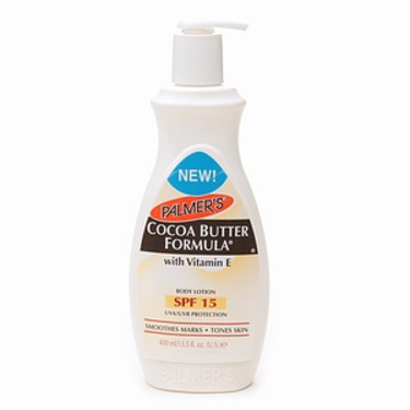 Palmers Cocoa Butter Lotion with SPF 15