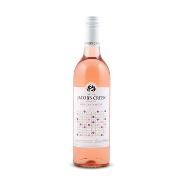 Jacobs Creek Moscato Rose