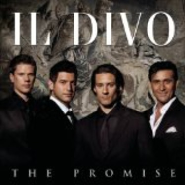 Il Divo's CD's (The Promise CD/DVD and The Christmas Collection)