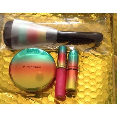LE Mac Wash And Dry Lipstick