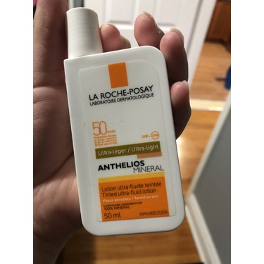 La Roche Posay Anthelios SPF 50 Ultra Fluid Lotion
