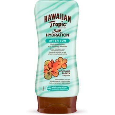 Hawaiian Tropic Silk Hydration Coconut Papaya After Sun Relief