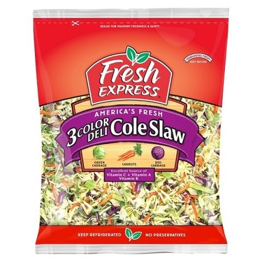 Fresh Express Coleslaw