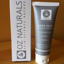 OZ Naturals Super Youth 2.5% Retinol Moisturizer