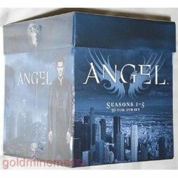 Angel: The Complete Series Collector's Edition Season 1-5
