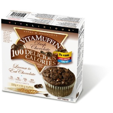 Vitalicious Chocolate Vitamuffins