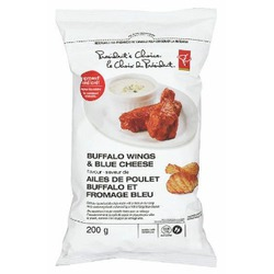PC Loads of Buffalo Wings & Blue Cheese Chips