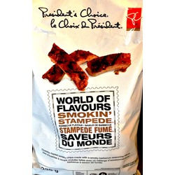 PC World of Flavours Smokin' Stampede Chips