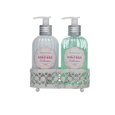 Heathcote & Ivory Vintage Collection Rose Hand Care Duo