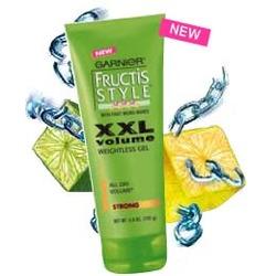Garnier Fructis Style XXL volume weightless gel
