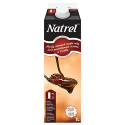 Natrel Partly Skimmed Maple Milk