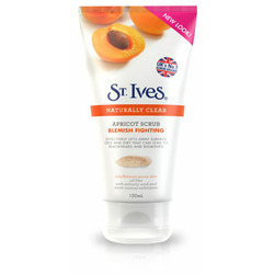 St Ives Naturally Clear Apricot Cleanser