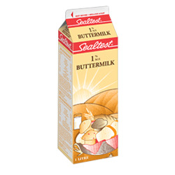 Sealtest 1% Buttermilk