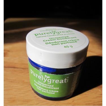 Purely Great Natural Cream Deodorant