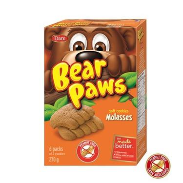 Dare Bear Paws Molasses