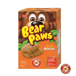 Dare Bear Paws Molasses