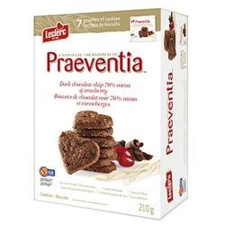 Leclerc Praeventia Dark Chocolate Chip Cranberry Cookies